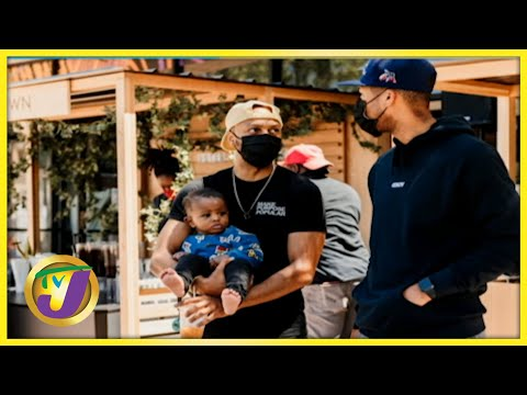Male Doula Delivers Sister's Baby | Dustin Young | TVJ Smile Jamaica