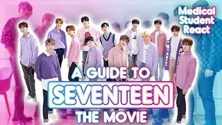 American Reacts to A Guide to SEVENTEEN: The Movie for the First Time [K-Pop Reaction]