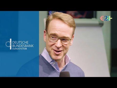 Jens Weidmann Euro 20plus Townhall mit Tilo Jung