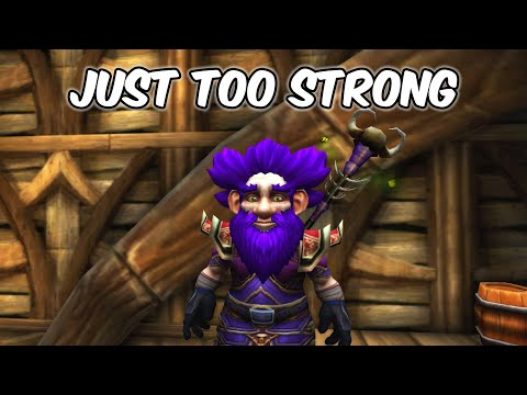 JUST TOO STRONG - Lvl 19 Affliction Warlock PvP - WoW Shadowlands 9.0.2