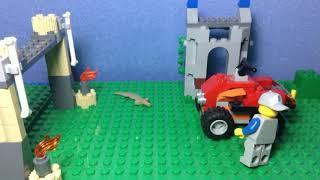 Panzehir   Lego stop motion