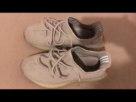 "360265da3 Adidas Yeezy Boost 350 V2 "" Sesame"" Unboxing - Review - On Feet - ENJOY!!!"