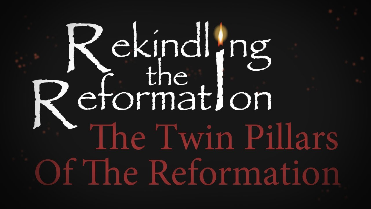 931 - The Twin Pillars of the Reformation / Rekindling the Reformation - Walter Veith