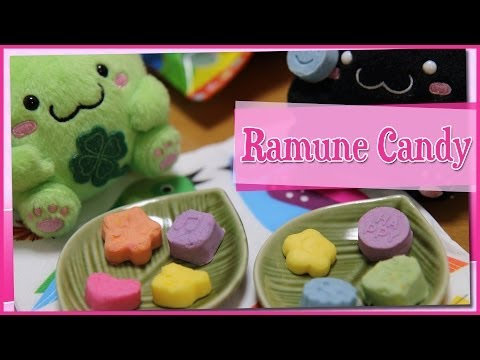 Handmade Ramune Candy ~ てづくりラムネ