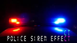 Police Siren Sound Effect Ringtone Plain Siren