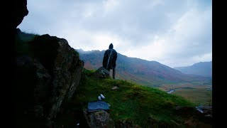 Wild Camping & Swimming | The Perfect Storm (Featuring Ricky G)