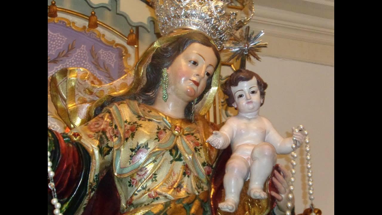 Nossa Senhora: Procissão De Nossa Senhora Do Rosário 2013