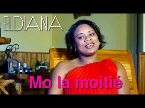 Eldiana - Mo la moitié - Clip Officiel HD - 974muzik