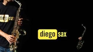 La Vida en Rosa con Saxofón Alto por diegosax La Vie en Rose Sax Cover