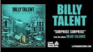 Billy Talent - Surprise Surprise