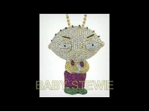 Justin bieber diamond necklace of stewie from family guy youtube justin bieber diamond necklace of stewie from family guy aloadofball Images