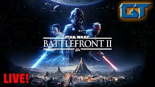 Star Wars Battlefront II Live Stream