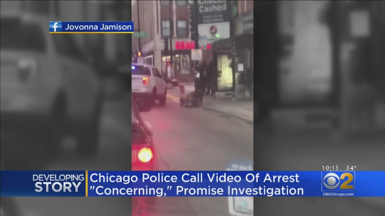 Video Shows KKKop Tossing Man To Ground