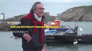 BA SUR LES ROUTES MYTHIQUES DE FRANCE   Mille & 1 bornes production