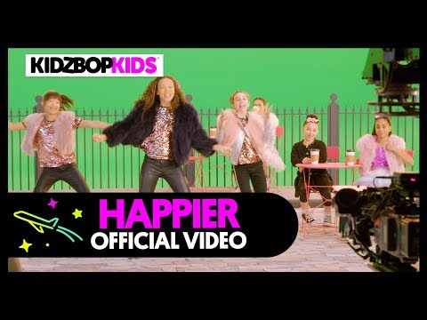 KIDZ BOP Kids - Happier (Official Music Video) [KIDZ BOP 39]