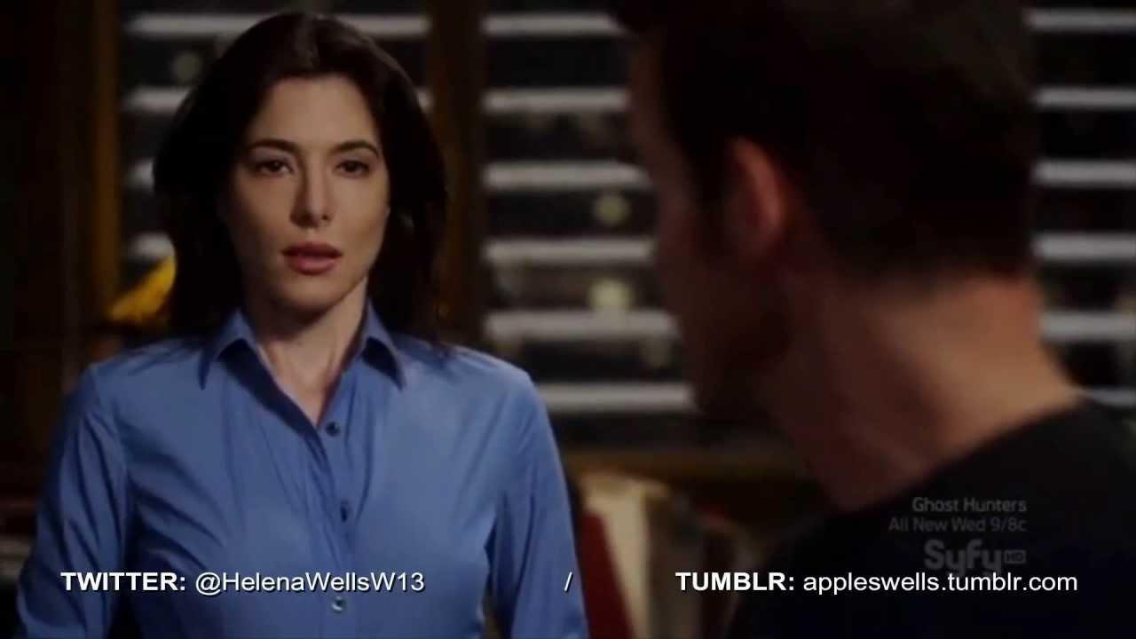 32 - H.G. Wells (Jaime Murray) - VENDETTA - Warehouse 13 - YouTube