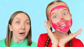 Маша и мама и примеры правильного поведения для детей