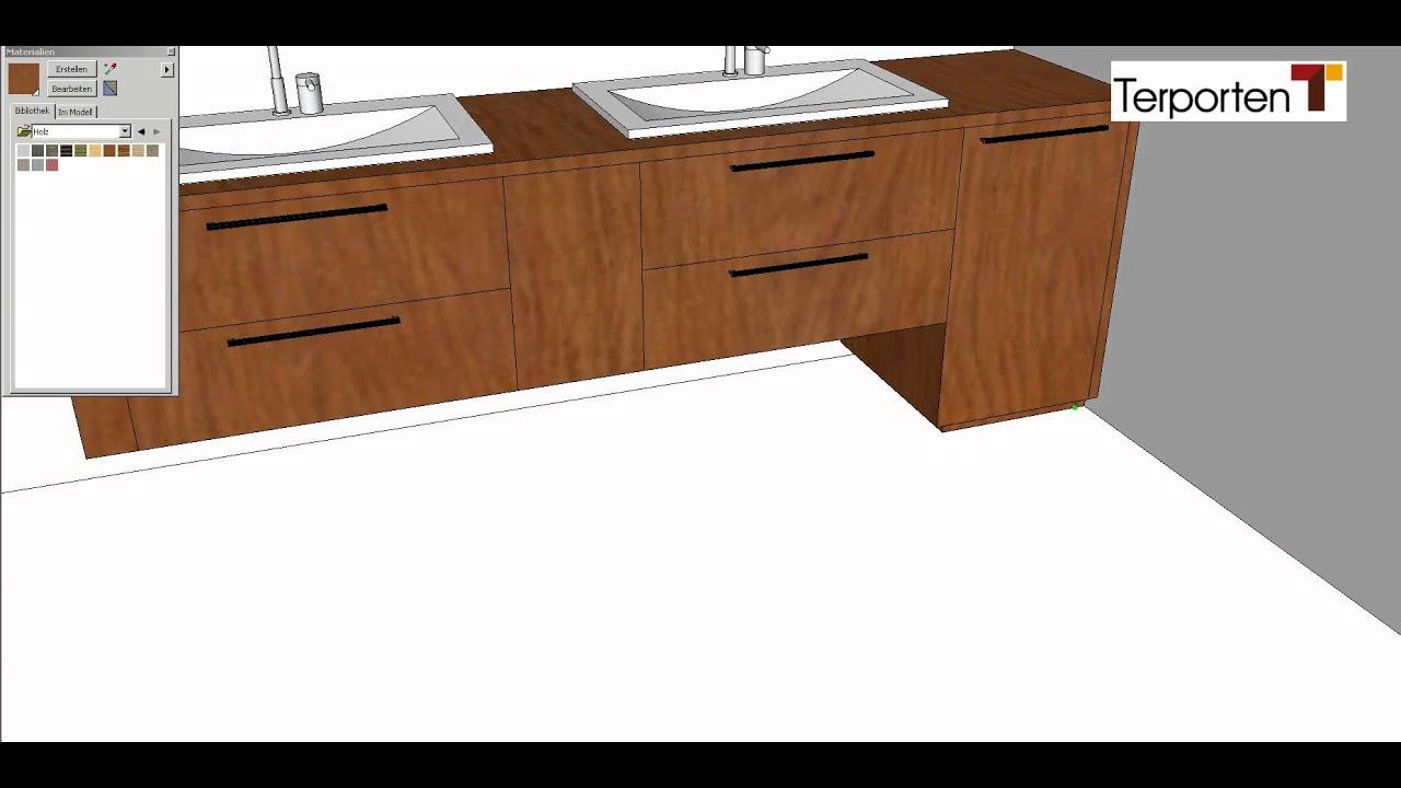 badezimmer badm bel einrichtung planung tischler schreiner terporten viersen m nchengladbach. Black Bedroom Furniture Sets. Home Design Ideas
