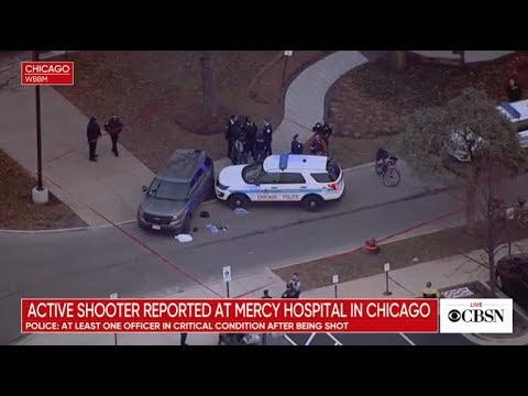 Mercy Hospital shooting, Chicago: Live updates as police respond to active shooter