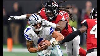 Atlanta Falcons Highlights vs Dallas Cowboys (Week 10 2017)