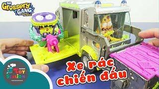 Xe Rác chiến đấu của biệt đội Grossery Gang ToyStation 201