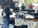 Floyd Gray Jr in Vienne, France Sound Check Part 1