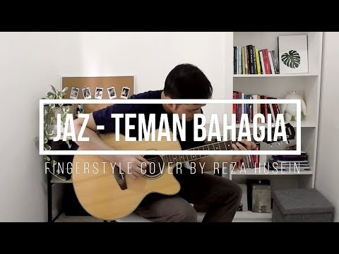Jaz - Teman Bahagia (Fingerstyle Improvisation Acoustic Guitar Cover)