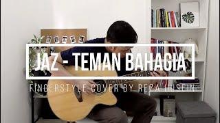 Download Lagu Jaz - Teman Bahagia (Fingerstyle Improvisation Acoustic Guitar Cover) Mp3