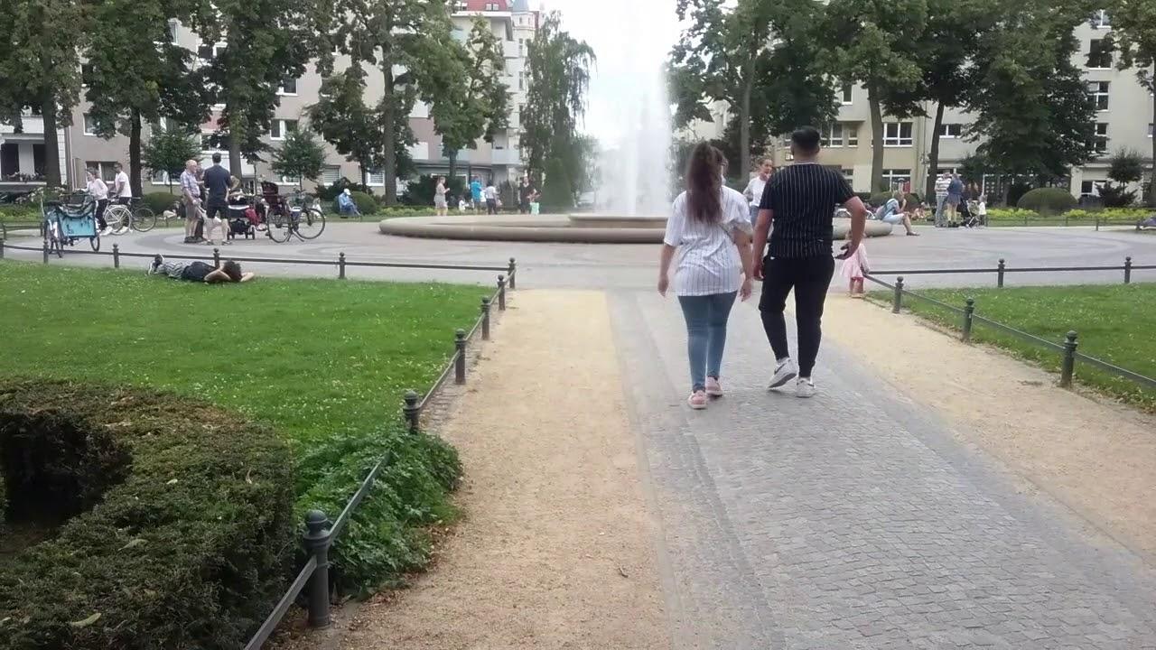 Berlín: Humanidad sin bozal.