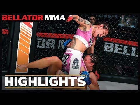 Highlights | Bellator 249: Cyborg vs. Blencowe - Bellator MMA