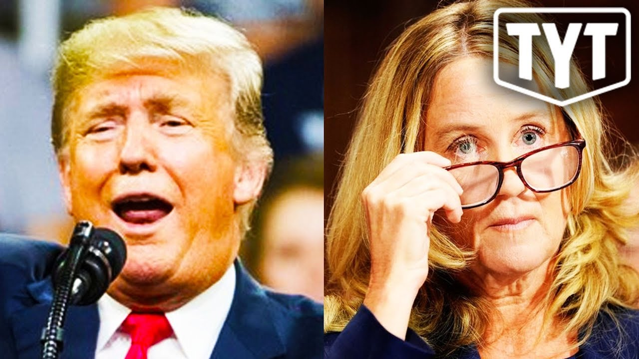 trump-defends-christine-blasey-ford-mocking