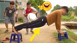 Download TRY NOT TO LAUGH CHALLENGE 😂 😂 Comedy Videos - Compilation from SML Troll Mp3 and Videos