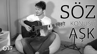 Oğuz Berkay Fidan - Söz Konusu Aşk Akustik (Kutsi Cover)