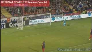 Лига Европы. 3-й отборочный раунд. Тыргу-Муреш (Румыния) - Сент-Этьен (Франция) 0:3