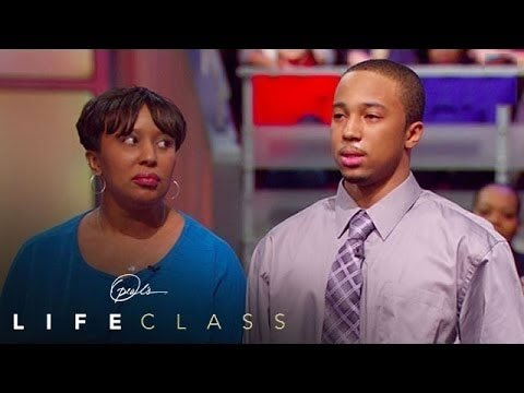 A Fatherless Son Opens Up to His Mother for the First Time | Oprah's Life Class | OWN