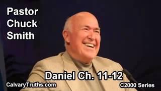 27 Daniel 11-12 - Pastor Chuck Smith - C2000 Series