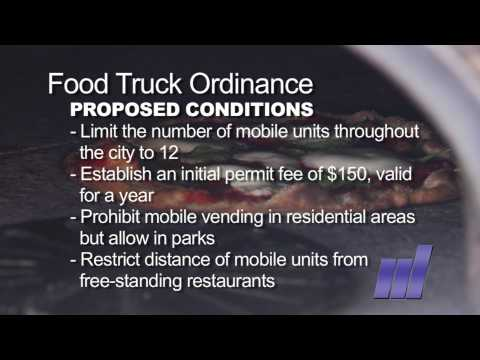 McAllen Considers Food Trucks Ordinance