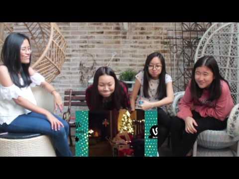 Try Not To Laugh Challenge Bareng Dara, Jane Dan Adel