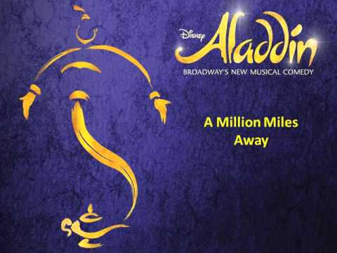 Aladdin - A Million Miles Away Karaoke