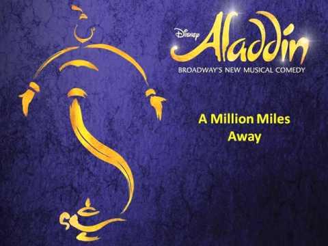 Aladdin - A Million Miles Away Karaoke