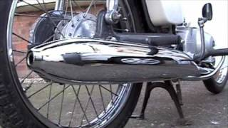 Honda C90 - Test Drive