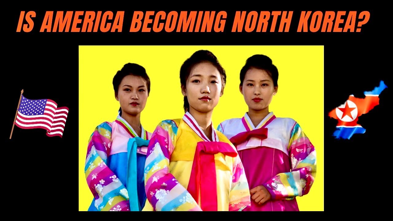 Is America Becoming North Korea? North Korean defector explains about 'WOKE' culture in America