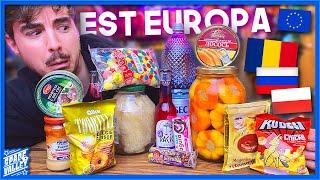 28 CIBI DALL'EST EUROPA! - Taste Test