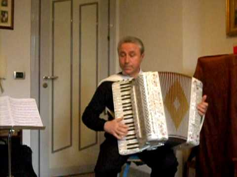 DOMINO  - Waltz Musette - Accordion Acordeon Accordeon Akkordeon Akordeon