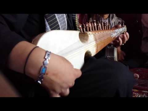 Best ever 10mins Rabab Music 2014 HD- gonjeshkake, pardai aw