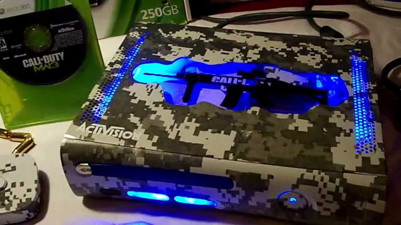 Xbox 360 elite system console used.