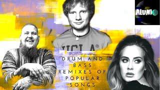Drum and Bass Remixes Of Popular Songs 2020 ft. Ed Sheeran, RagnBone Man, Adele
