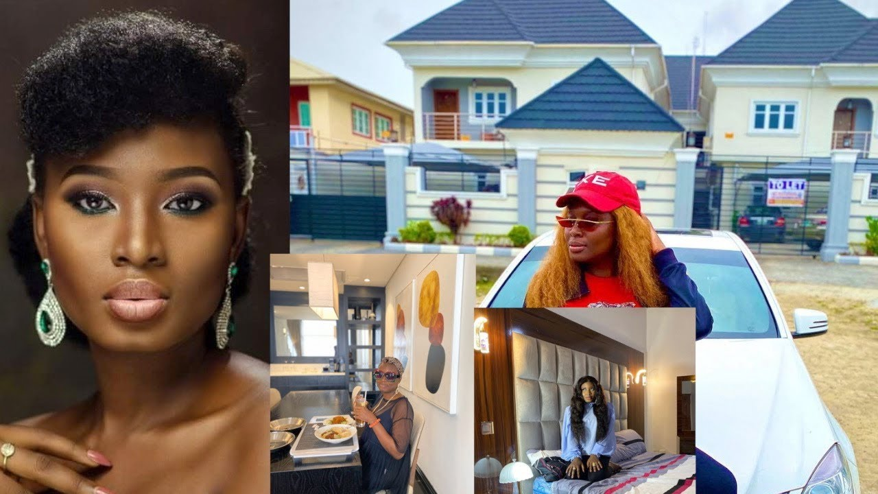 Download WATCH Bimpe Oyebade Multi Million Naira Home And Luxurious Cars