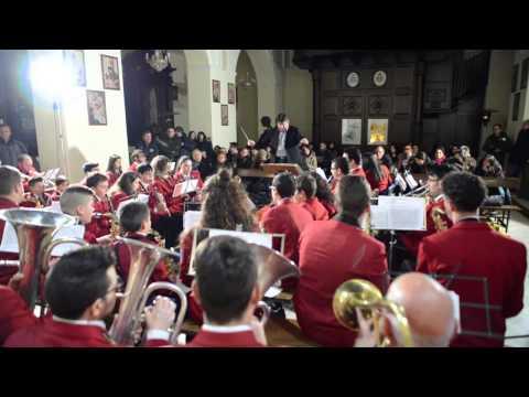 """Banda musicale città di Mandatoriccio """"A VOI TRADITORI"""" Domenico Di Vasto"""