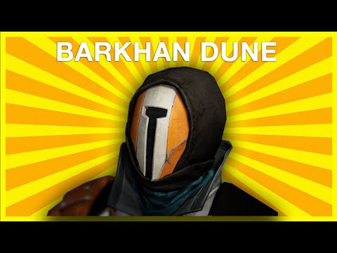 Destiny - Full Set Barkhan Dune (REACCIÓN)